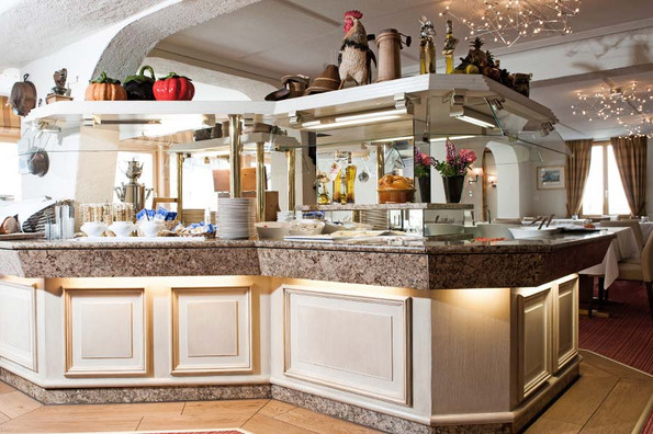 [Translate to Englisch:] Saal in Grindelwald mieten: Panorama Hotel Grindelwald