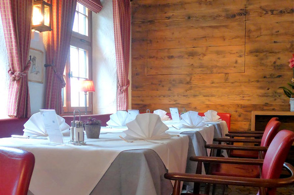 Venison Specialties in Grindelwald: Restaurant Kreuz & Post
