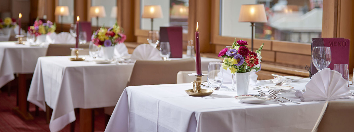 Restaurants in Grindelwald - Hotel Kreuz & Post