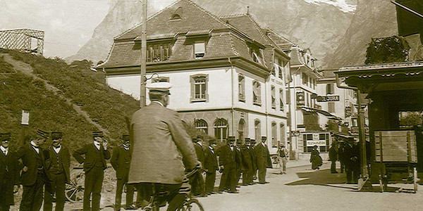 Hotel Portiers in Grindelwald