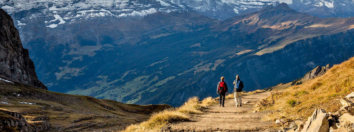 Hiking Grindelwald: Hiking package from 2 nights