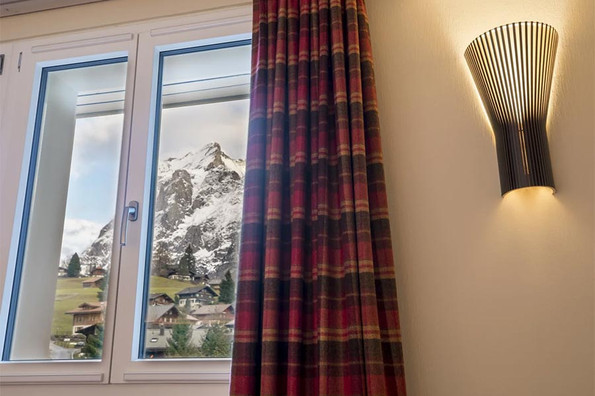 Junior Suite Eiger View - Hotel Kreuz & Post