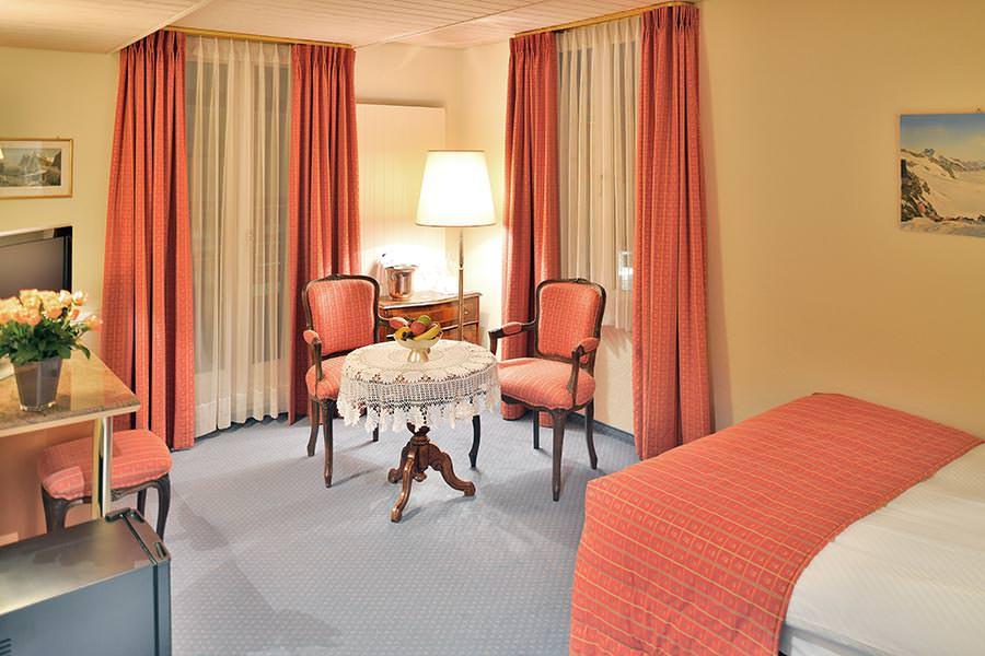 hotel kreuz post einzelzimmer in grindelwald buchen. Black Bedroom Furniture Sets. Home Design Ideas