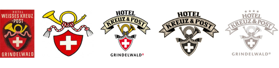Development Logo Hotel Kreuz & Post